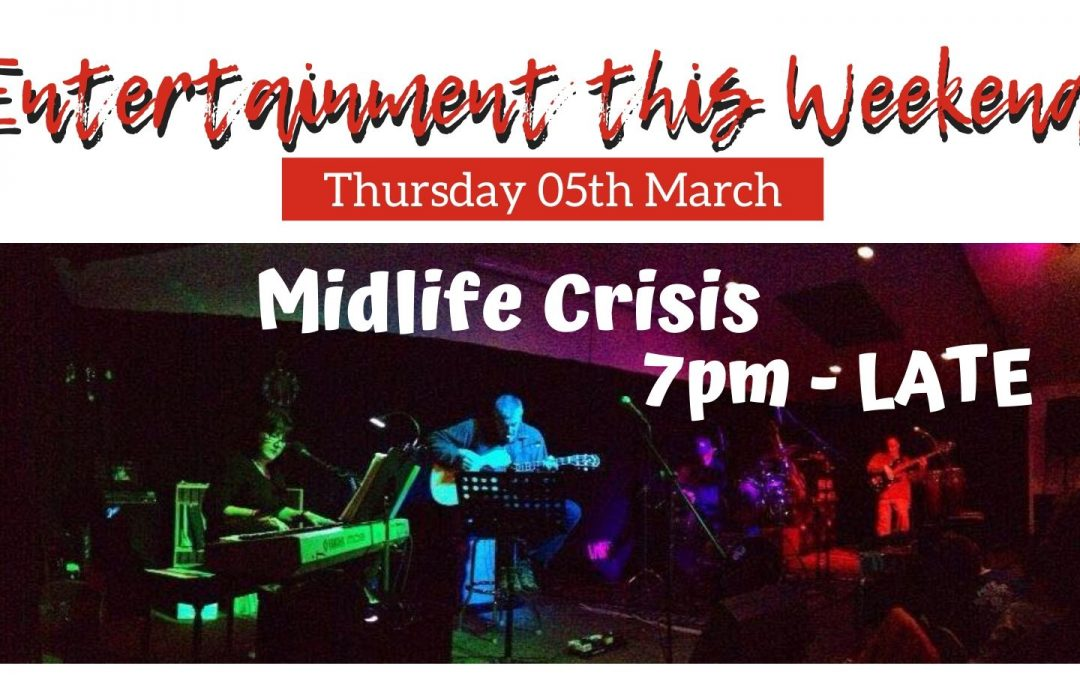 Line Dancing Social with Midlife Crisis – CANCELLED